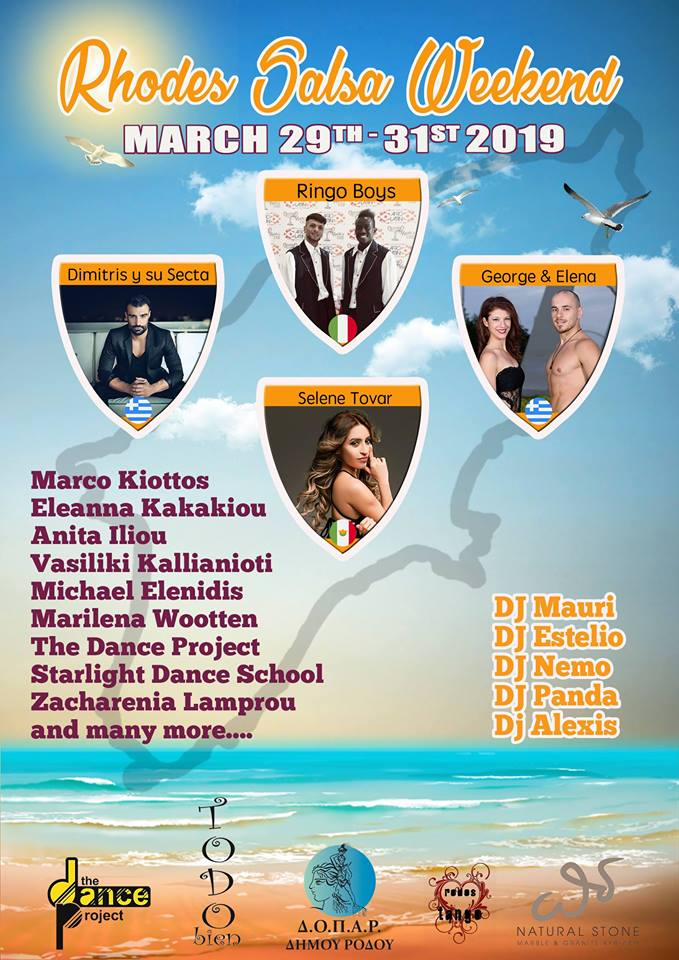Rodos Tango Club & 2nd Rhodes Salsa Weekend